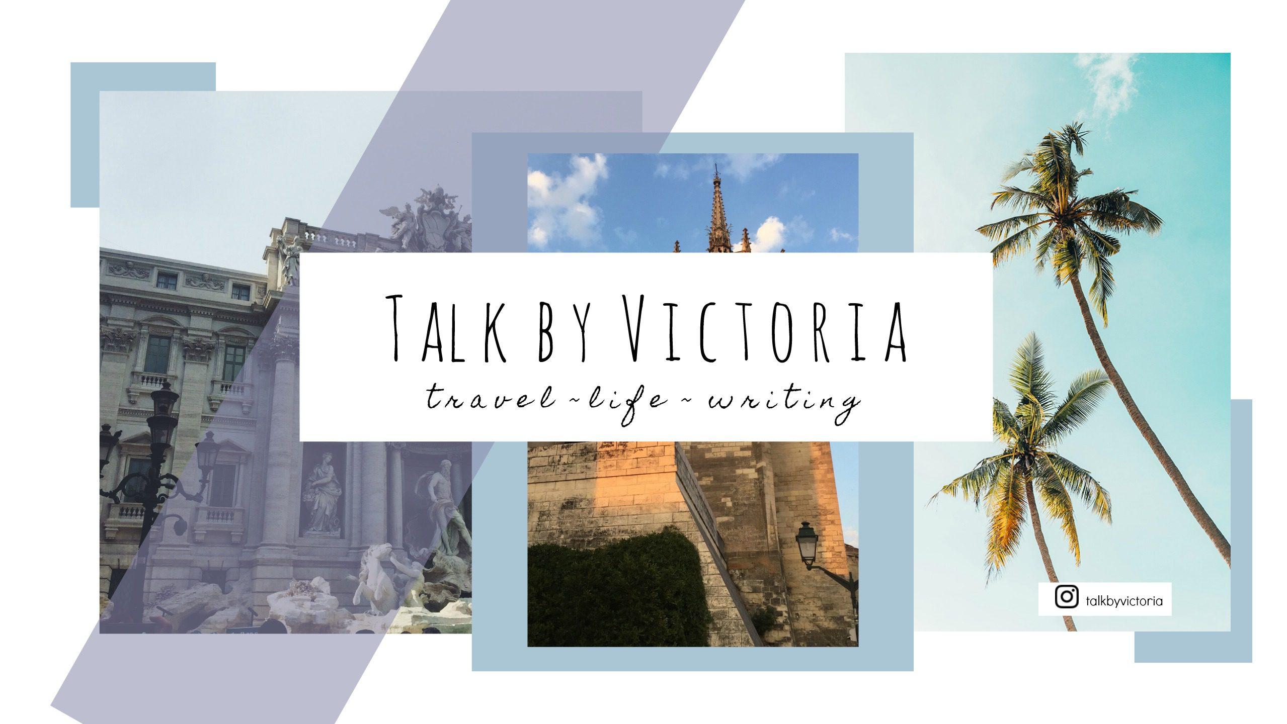 Talk by Victoria