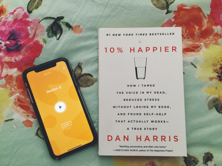 10% Happier + Meditation