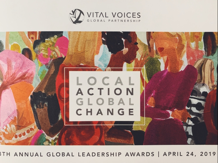Vital Voices: An Organization for Female Empowerment